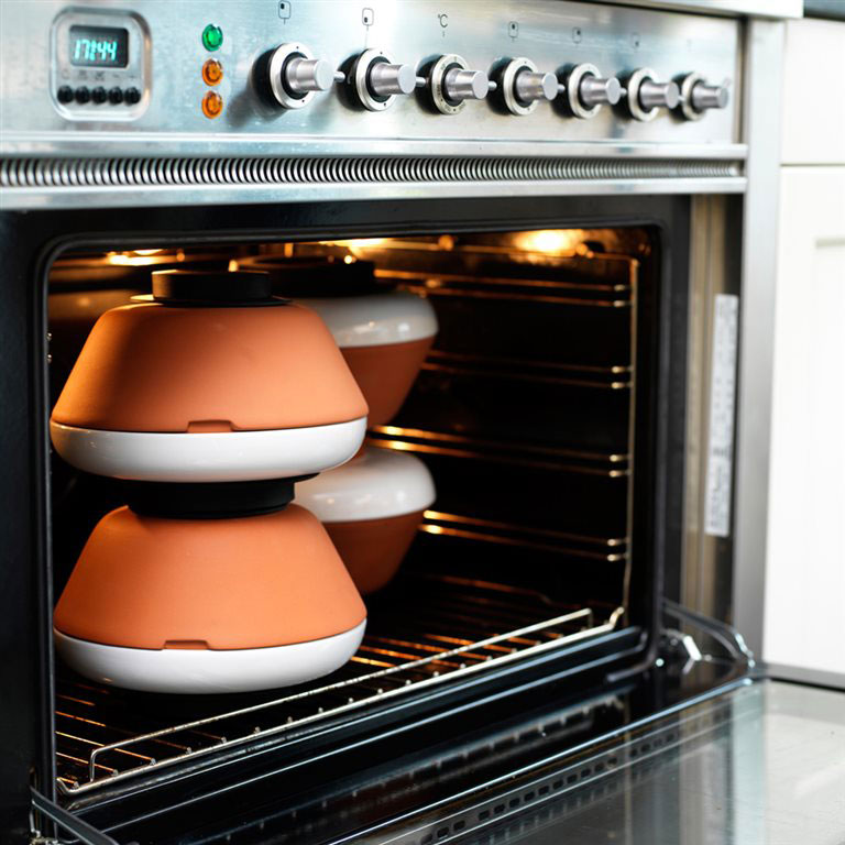 BK Slowcooker in de oven