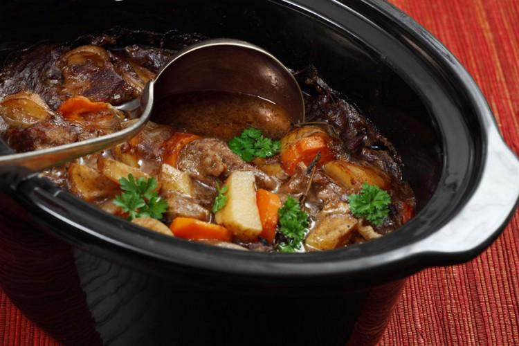 Crockpot maaltijd