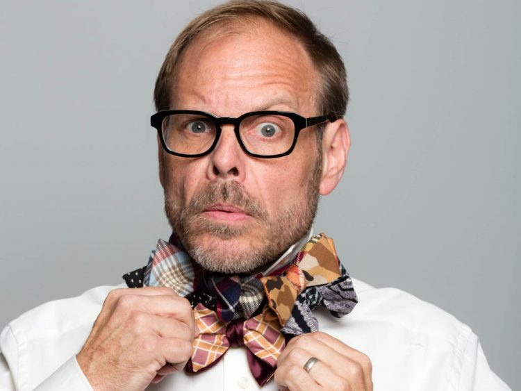 Alton Brown Food Network