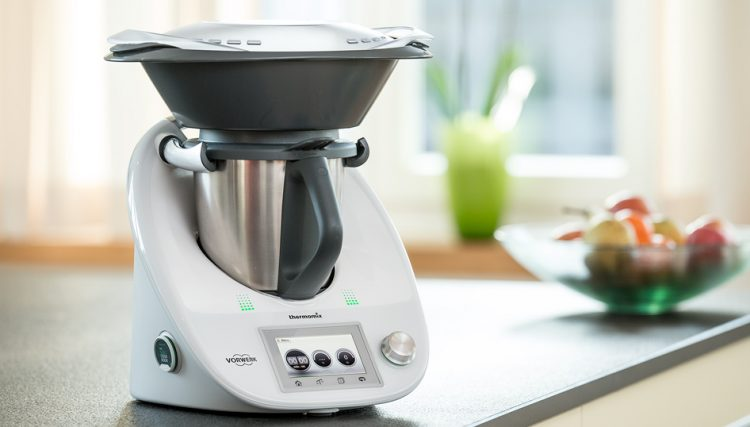 Thermomix TM5 keukenmachine