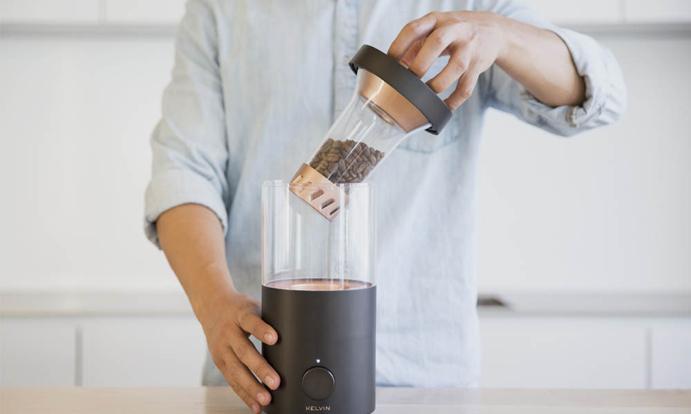 Kelvin koffiebrander