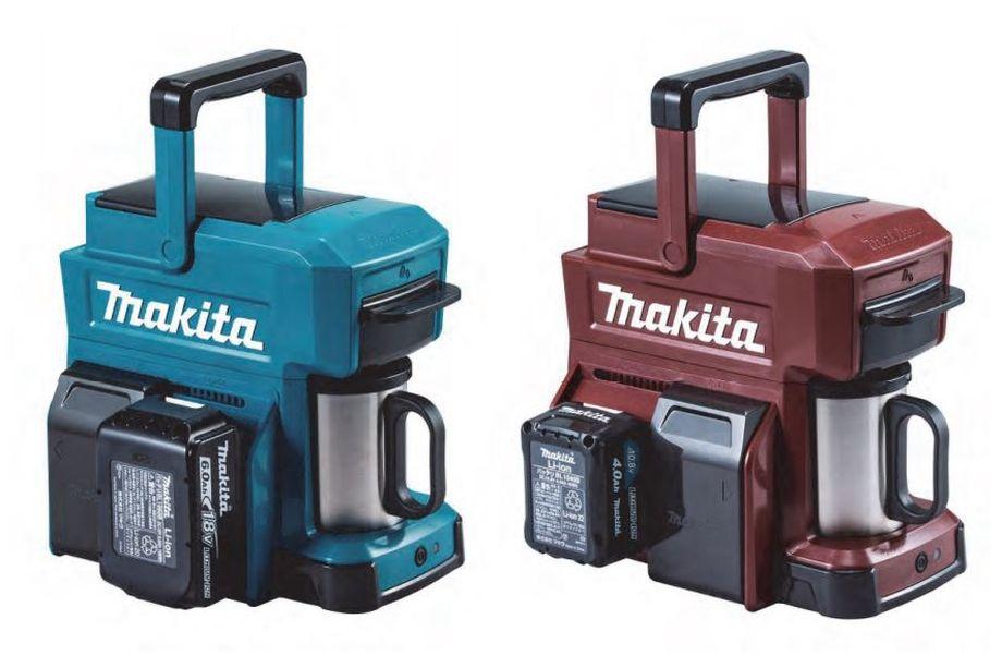 Makita koffiezetter