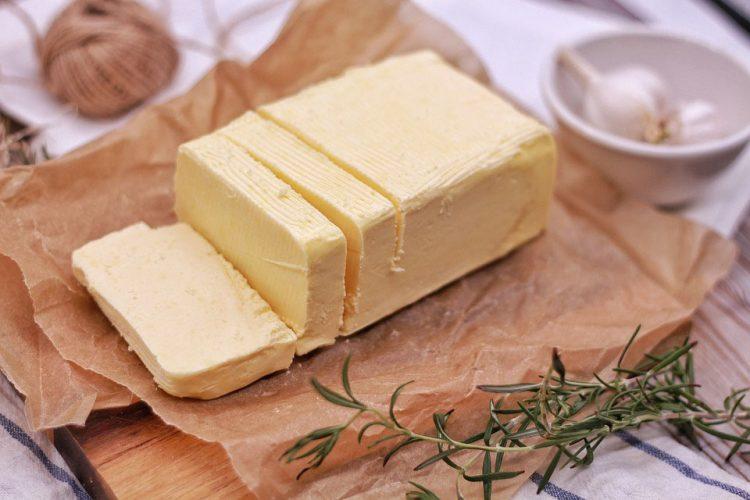 Margarine door boter vervangen