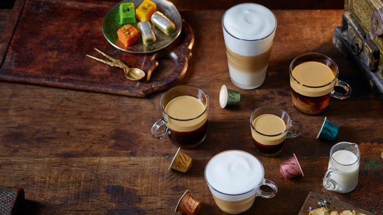 Nespresso Master Origin koffiesoorten