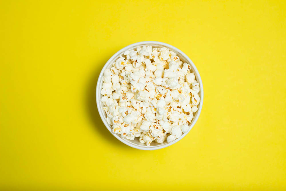 Popcorn zelf maken